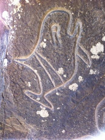 petroglyph orca ozette beach